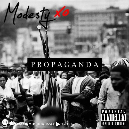 [Single] Modesty XO - Propaganda @XO205